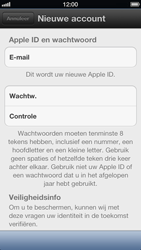 Apple iPhone 5 (iOS 6) - apps - account instellen - stap 12