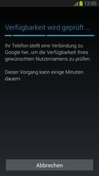 Samsung I9300 Galaxy S3 - Apps - Konto anlegen und einrichten - Schritt 7