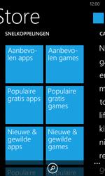 Nokia Lumia 635 - apps - app store gebruiken - stap 5