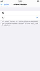 Apple iPhone 8 - iOS 14 - Réseau - Comment activer une connexion au réseau 4G - Étape 6