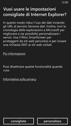 Nokia Lumia 930 - Internet e roaming dati - Uso di Internet - Fase 4
