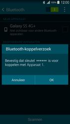 Samsung G901F Galaxy S5 Plus - Bluetooth - headset, carkit verbinding - Stap 7