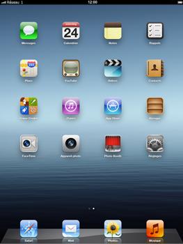Apple The New iPad - Réseau - Utilisation à l