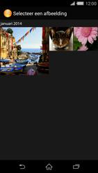 Sony D6503 Xperia Z2 - e-mail - hoe te versturen - stap 14