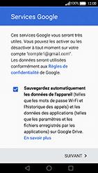 Huawei Nova - E-mails - Ajouter ou modifier votre compte Gmail - Étape 13