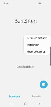 Samsung Galaxy S10e - Berichten - handmatig instellen - Stap 6