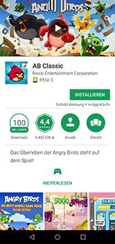 Huawei P20 Lite - Apps - Installieren von Apps - Schritt 14