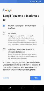 Samsung Galaxy S8 - Android Oreo - Applicazioni - Configurazione del negozio applicazioni - Fase 16