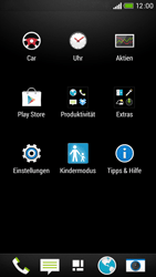 HTC Desire 601 - Ausland - Im Ausland surfen – Datenroaming - 1 / 1