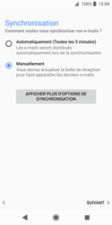 Sony Xperia XZ2 Compact - E-mail - Configuration manuelle (yahoo) - Étape 10