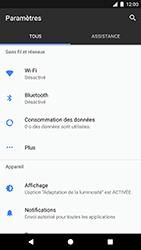 Google Pixel - Internet - activer ou désactiver - Étape 4