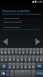 Huawei Ascend Y530 - Apps - Konto anlegen und einrichten - 12 / 23
