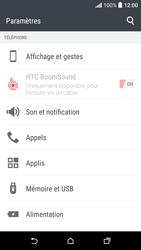 HTC Desire 530 - Applications - Supprimer une application - Étape 4