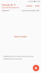 Samsung Samsung G920 Galaxy S6 (Android M) - E-mail - Handmatig instellen (outlook) - Stap 4