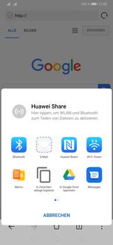 Huawei P30 Pro - Internet und Datenroaming - Verwenden des Internets - Schritt 23