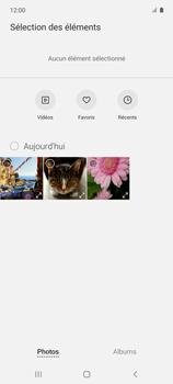 Samsung Galaxy A51 5G - Contact, Appels, SMS/MMS - Envoyer un MMS - Étape 17