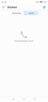 Huawei P20 - Anrufe - Anrufe blockieren - Schritt 5