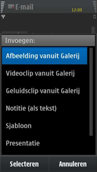 Samsung I8910 HD - E-mail - hoe te versturen - Stap 13