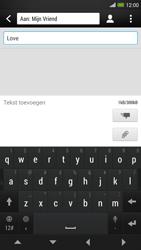 HTC One Max - MMS - afbeeldingen verzenden - Stap 9