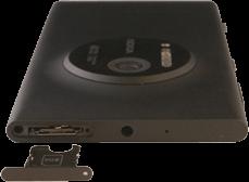 Nokia Lumia 1020 - SIM-Karte - Einlegen - Schritt 6