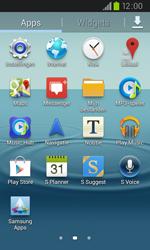 Samsung I9105P Galaxy S II Plus - Internet - internetten - Stap 2