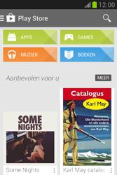 Samsung S6790 Galaxy Fame Lite - apps - account instellen - stap 26