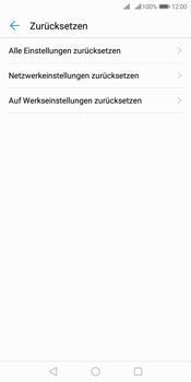 Huawei Y7 (2018) - Gerät - Zurücksetzen auf die Werkseinstellungen - Schritt 5