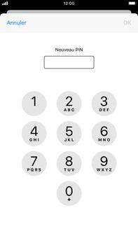 Apple iPhone 8 Plus - iOS 13 - Sécurité - modifier SIM PIN - Étape 8