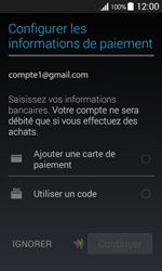 Samsung G357 Galaxy Ace 4 - Applications - Créer un compte - Étape 22