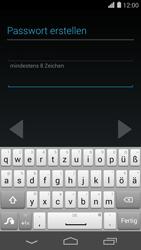 Huawei Ascend P7 - Apps - Konto anlegen und einrichten - 11 / 21
