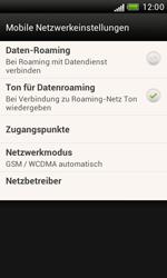 HTC T328e Desire X - Netzwerk - Netzwerkeinstellungen ändern - Schritt 5
