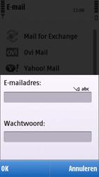Nokia C6-00 - E-mail - Handmatig instellen - Stap 8