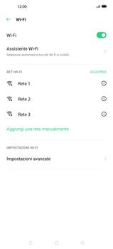 Oppo Find X2 Pro - WiFi - Configurazione WiFi - Fase 6