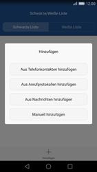 Huawei P8 - Anrufe - Anrufe blockieren - Schritt 8