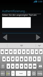 Huawei Ascend G526 - Apps - Einrichten des App Stores - Schritt 18