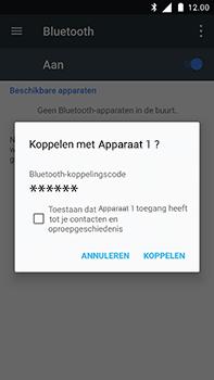Nokia 6 - Bluetooth - Koppelen met ander apparaat - Stap 7