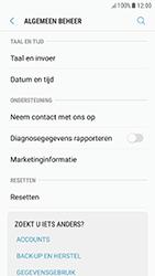 Samsung Galaxy A3 (2017) - Android Nougat - Resetten - Fabrieksinstellingen terugzetten - Stap 5