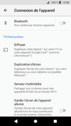 Sony Xperia XZ1 - Internet et connexion - Connexion avec un équipement multimédia via Bluetooth - Étape 6