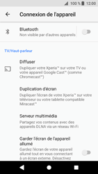 Sony Xperia XZ1 - Bluetooth - Jumelage d