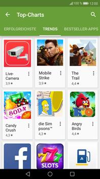 Huawei Mate 9 - Apps - Herunterladen - Schritt 9