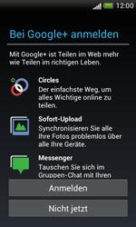HTC Desire X - Apps - Konto anlegen und einrichten - 10 / 18