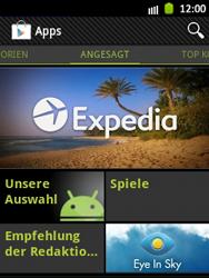 Samsung Galaxy Pocket - Apps - Einrichten des App Stores - Schritt 18