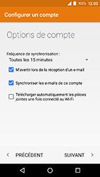 Crosscall Action X3 - E-mail - Configuration manuelle (yahoo) - Étape 12