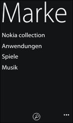 Nokia Lumia 800 / Lumia 900 - Apps - Installieren von Apps - Schritt 5