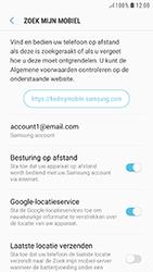 Samsung galaxy-a5-2017-android-oreo - Beveiliging en ouderlijk toezicht - Zoek mijn mobiel inschakelen - Stap 8