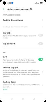 Oppo A72 - Internet et connexion - Utiliser le mode modem par USB - Étape 7