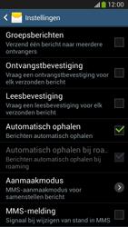 Samsung C105 Galaxy S IV Zoom LTE - MMS - probleem met ontvangen - Stap 6