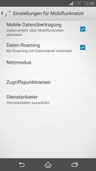 Sony Xperia Z3 - Ausland - Auslandskosten vermeiden - 1 / 1