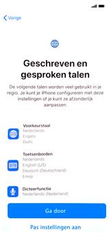Apple iphone-xs-max-met-ios-13-model-a1921 - Instellingen aanpassen - Nieuw toestel instellen - Stap 8