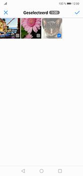 Huawei P20 Lite - E-mail - hoe te versturen - Stap 14